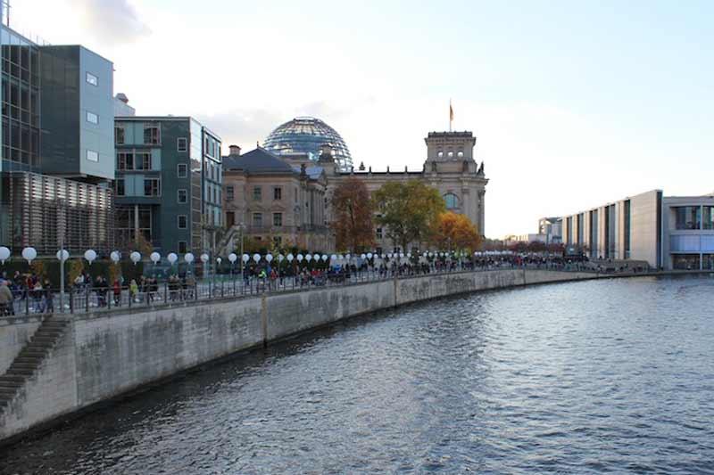 """Kulturspaziergang """"Geschichtsträchtiger November in Berlin"""""""