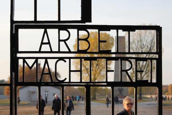 Kulturspaziergang Nazi Deutschland: Das KZ in Berlin
