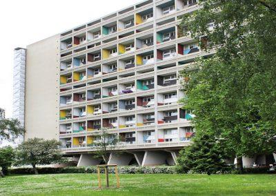 Le Corbusier Fassade
