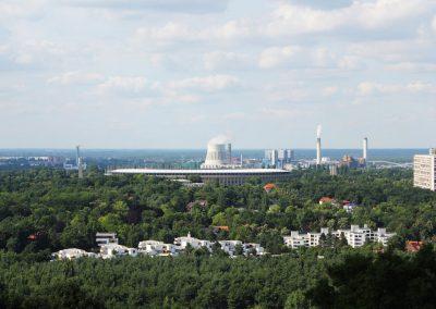 Inmitten von Grün: Le Corbusier in Berlin