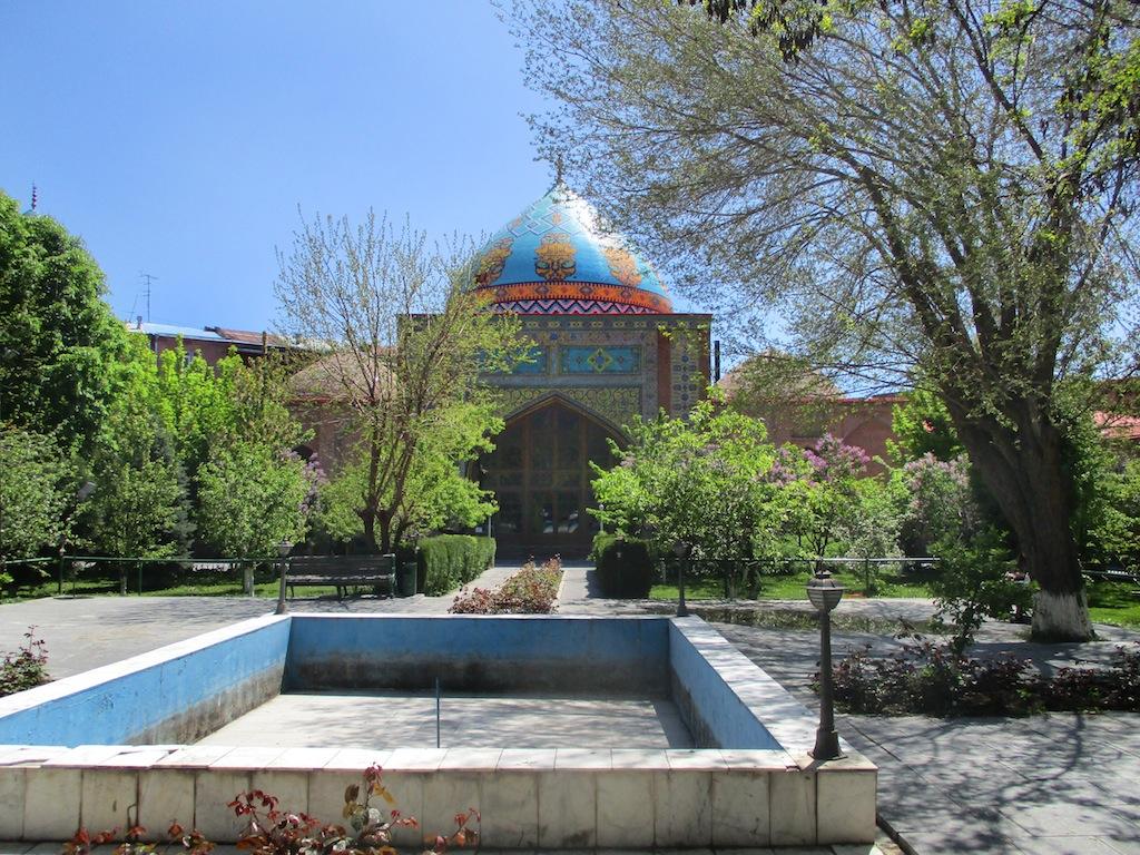 Persischer Einfluß in Armenien