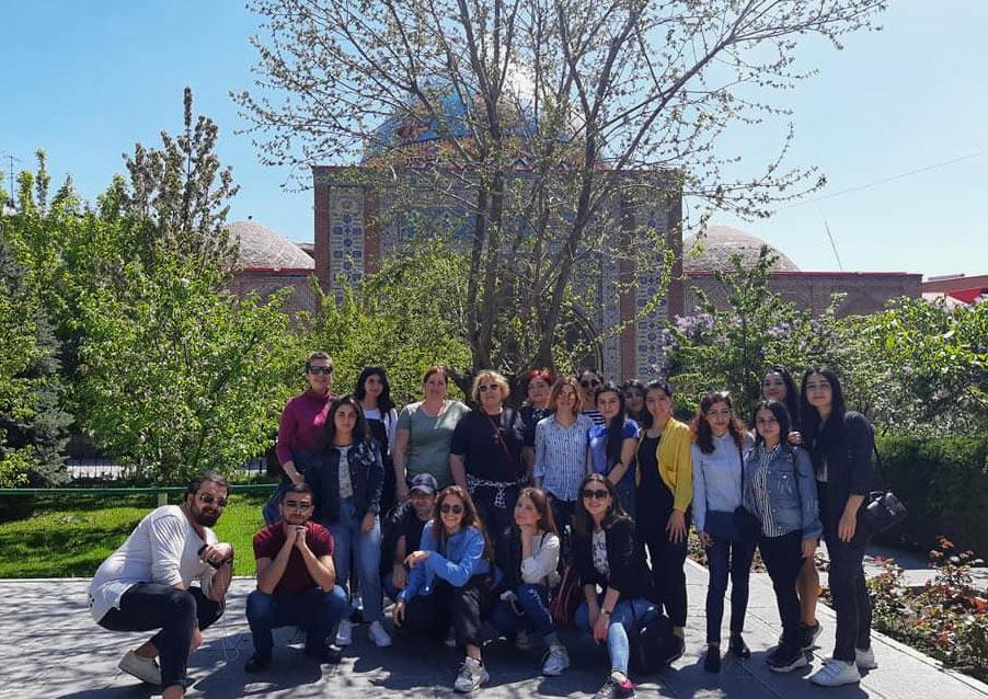 Tourismusdeutsch – dieses Mal in Armenien