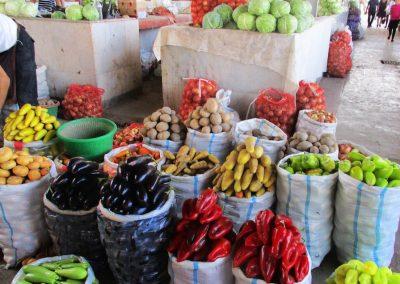 Usbekistan-Markt