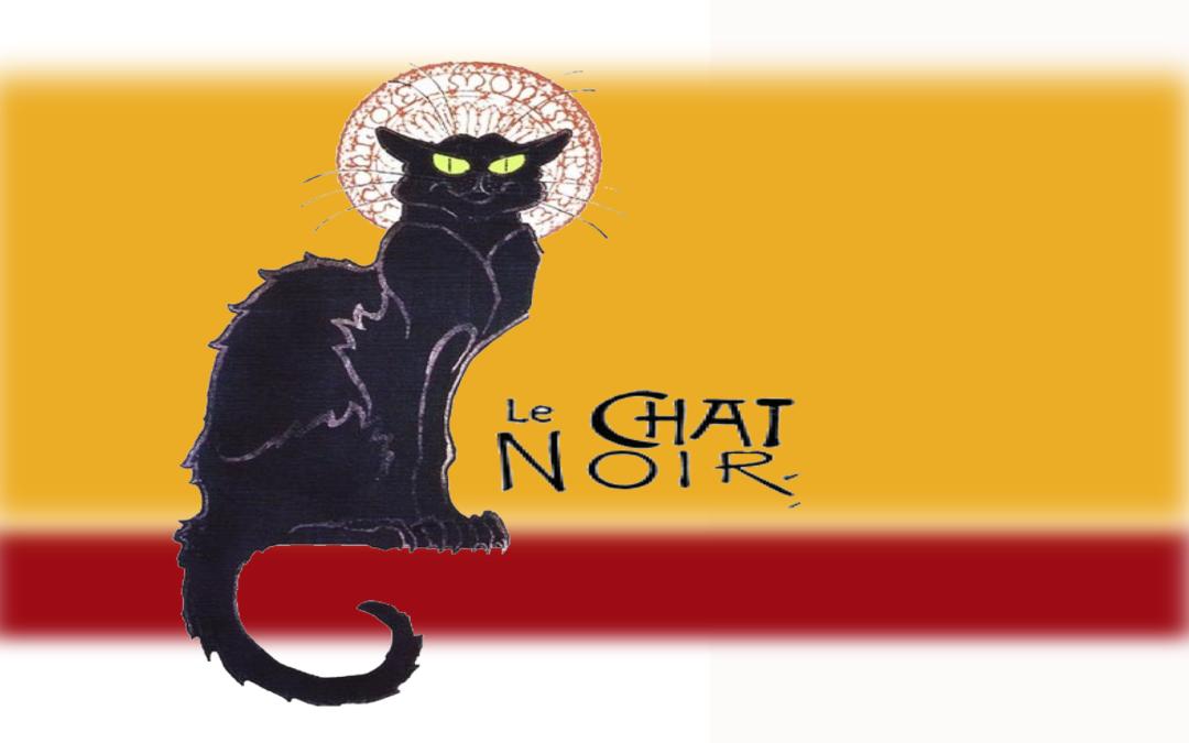 """""""Le chat noir"""", Kultur & Kabarett – Le Cabaret"""