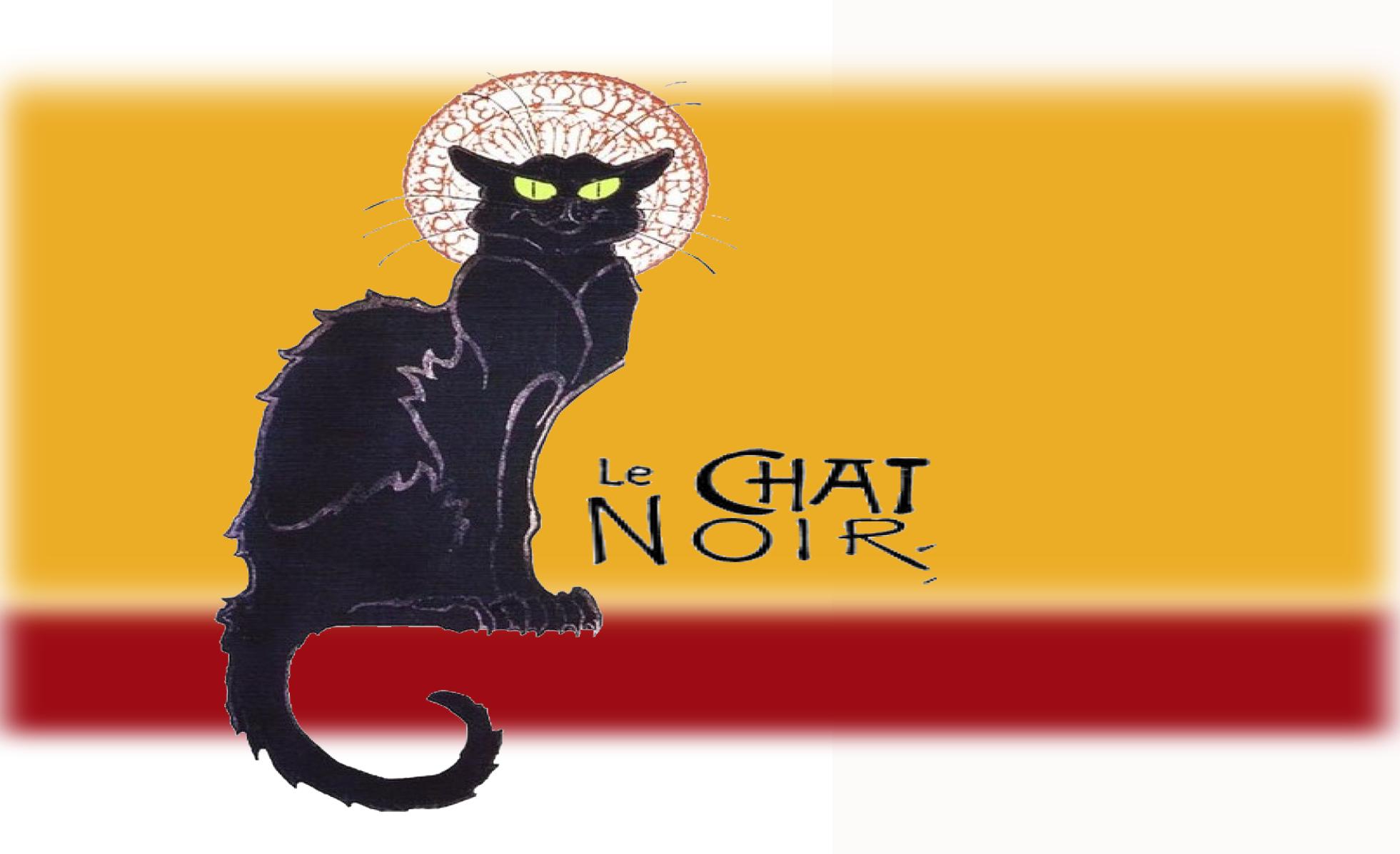 Le chat noir - Kabarett & Kultur in Frankreich