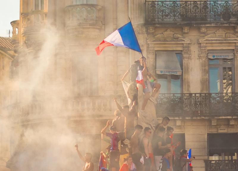 Französischer Nationalfeiertag – Fête Nationale