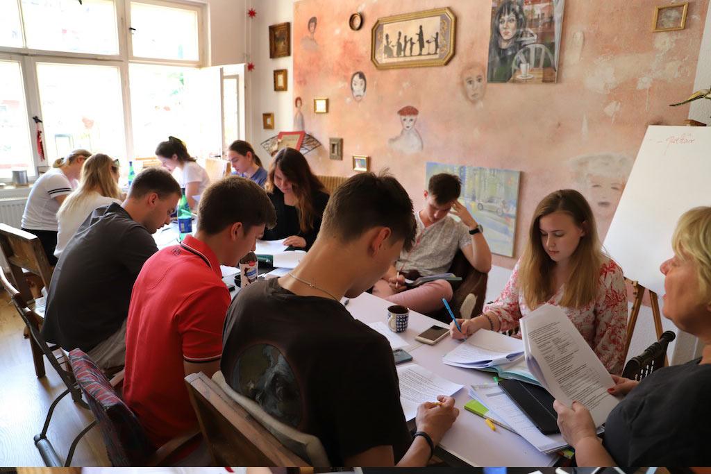 DSH Prüfungsvorbereitung in Berlin
