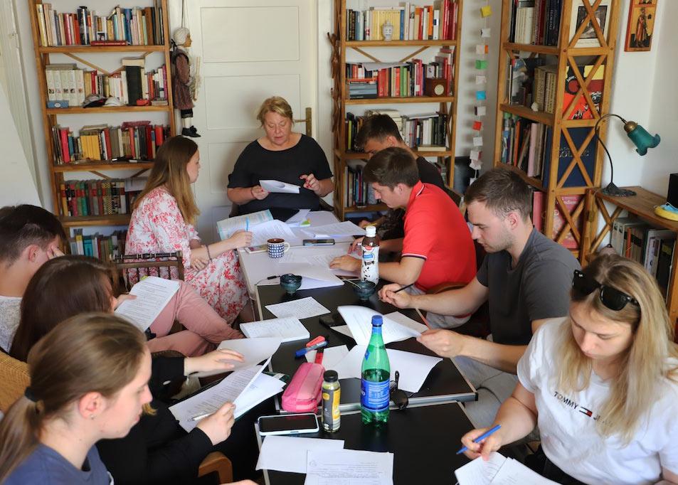 DSH Prüfungsvorbereitung - Sprachschule Kulturbrücke Paris Berlin