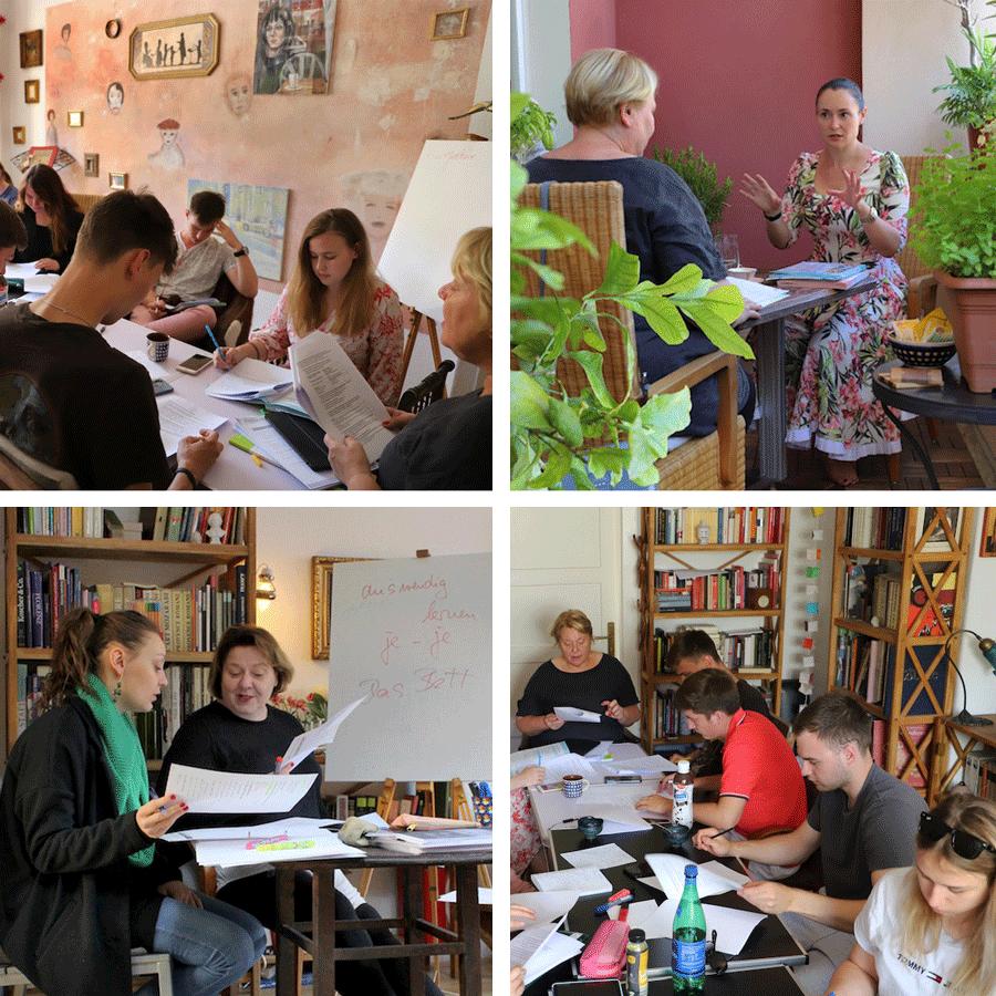 Deutscher privater Sprachunterricht in Berlin