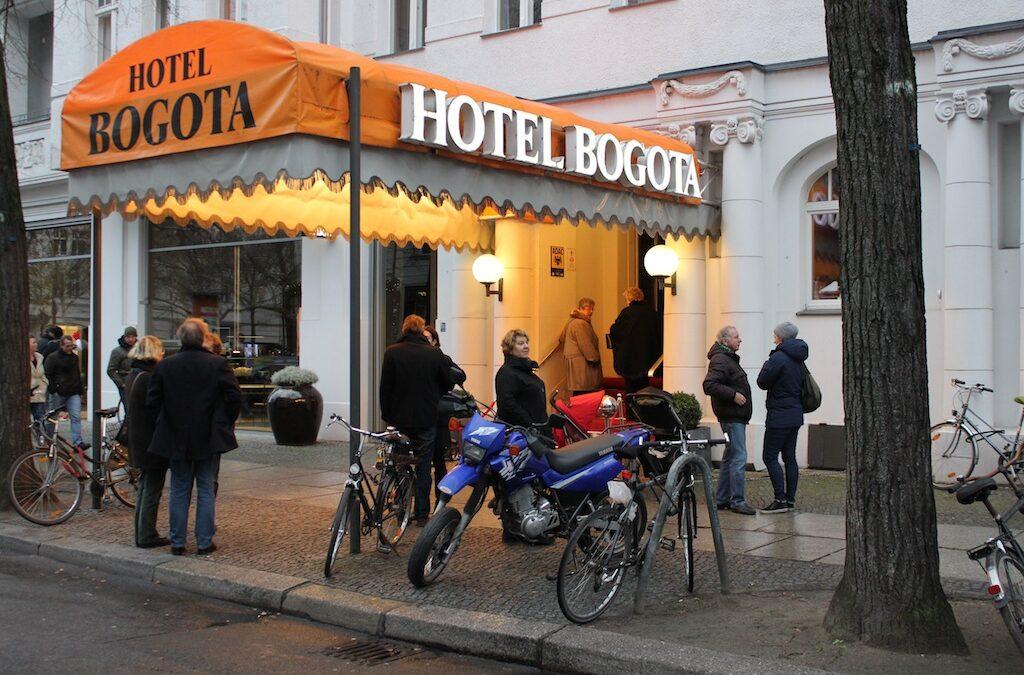 Geheimnisvolle Orte: Hotel Bogota Berlin