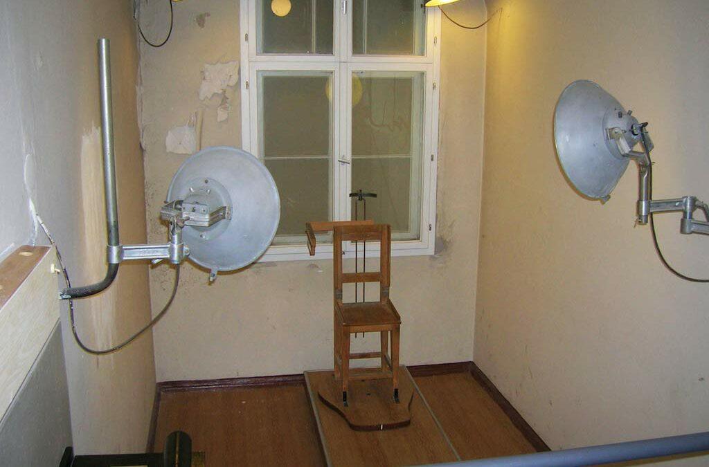 Geheimnisvolle Orte: Stasigefängnis Lindenhotel