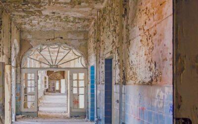 Geheimnisvolle Orte: Die Lungenheilstätte von Beelitz